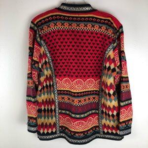 Vrikke Sweaters - Vrikke Wool Knit Cardigan